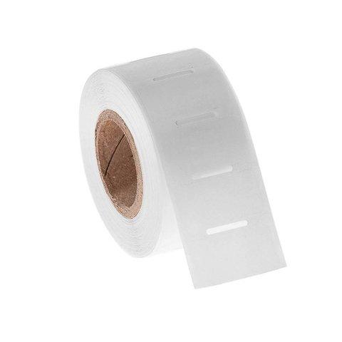 Étiquettes Cryogéniques Transparentes - 25,4x12,7mm