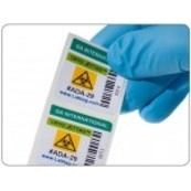 Étiquettes cryo pour imprimantes à jet d'encre