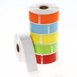 DTermoID ™ - DYMO compatible paper labels 29 x 89mm