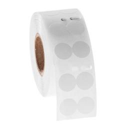 Étiquettes DYMO Cryogéniques Ø13mm-Blanc