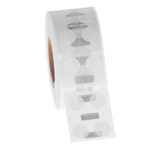 Cryogenic DYMO Compatible Labels Ø 9mm