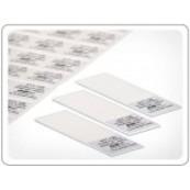 Этикетки для предметного стекла