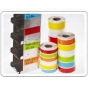 Cryo / Freezer tape for metal shelves