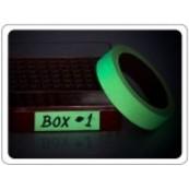 Lichtgevend lab tape