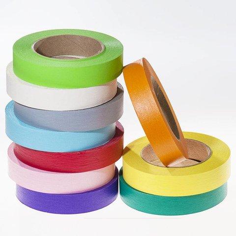 LabID™ - Farbiges Labor-Kennzeichnungsband 24mm x 55m