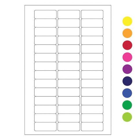 Étiquettes Cryogéniques Pour Écriture Manuelle 26 x 10mm