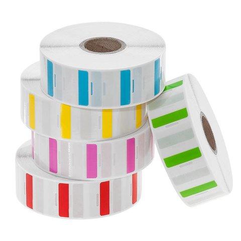 Cryo Straw Labels - 25,4 x 25,4mm  / For 0,25ml IVF Straw