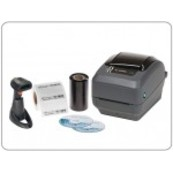 Kомплект для печати этикеток для соломинок ИО