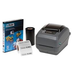 Kennzeichnungssystem Kryo-Halmen - Zebra GX430T Drucker Kit