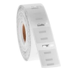 Étiquettes DYMO Cryogéniques 25,4x25,4mm - Blanc