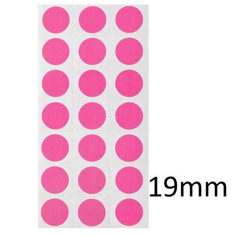 Kryo Farbpunkte Ø 19mm (Farbigen Markierungspunkte)