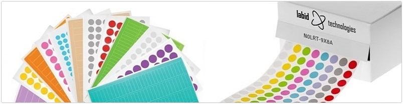 Farbige Kryo-Etiketten für Kennzeichnung von Laborproben | LabID ...