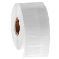 Cryogenic Wrap Around Labels 22.86 x 12.7 + 12.7mm