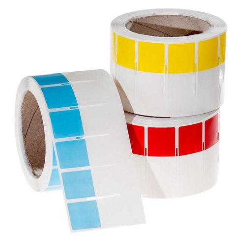 Étiquettes à Enrouler Pour Stockage Cryogénique 28,6 x 25,4 + 41mm