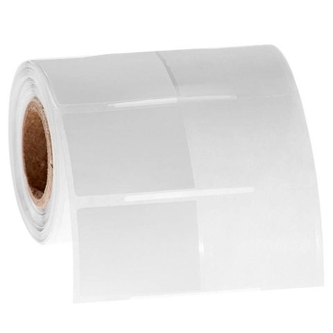 Cryogenic Wrap-Around Labels - 34 x 25.4 + 35mm