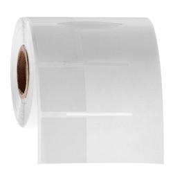 Wikkellabels Voor Cryo & Autoclaaf Toepassingen 25,4x25,4+43,7mm