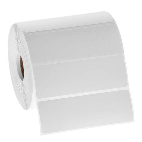 Xylol und Lösungsmittelbeständige Etiketten - 101,6 x 34,93mm