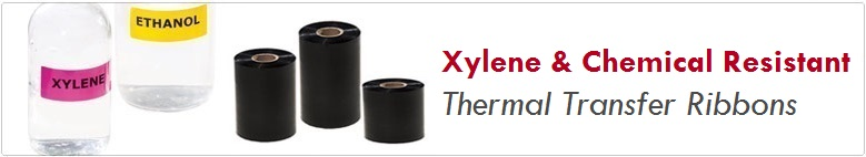 Xylene And Chemical Resistant Ribbons