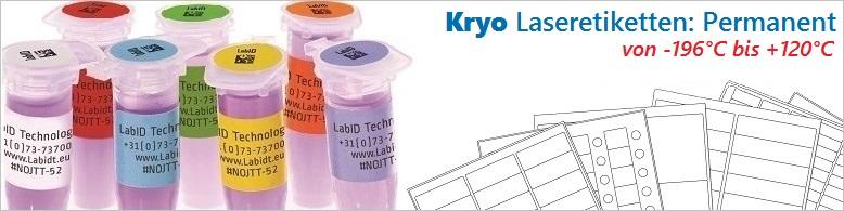 Kryo Etiketten Laser