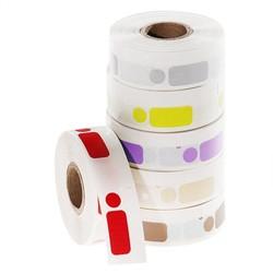 Étiquettes DYMO Cryogéniques 12,7x26+Ø9,5mm