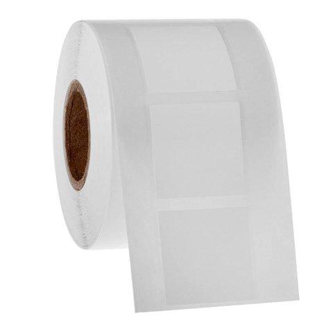 Thermotransfer-Etiketten Für Gefrorene Oberflächen - 25,4 x 25,4mm