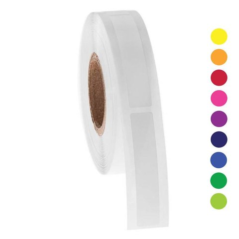Kryo Barcode-Etiketten 13,9 x 69,9mm