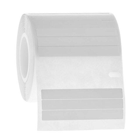Kryo DYMO Etiketten - 50,8 x 6,35mm /Weiß