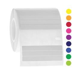 Cryo DYMO etiketten (diepvries-etiketten) 50,8x6,35mmGekleurd