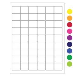 ÉtiquettesCryogéniques Pour Imprimantes Laser - 32 x 27,9mm (Format US Letter)