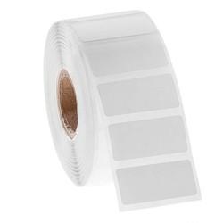 Крио этикетки для Металлические стеллажи - 44,45 х 25,4 мм