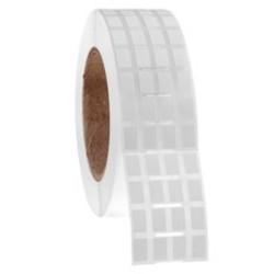 Крио этикетки для Металлические стеллажи - 7,87 х 12,7мм