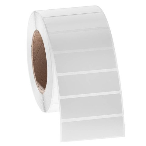 Kryo-Etiketten Für Metall-Gestelle - 76,2x25,4mm
