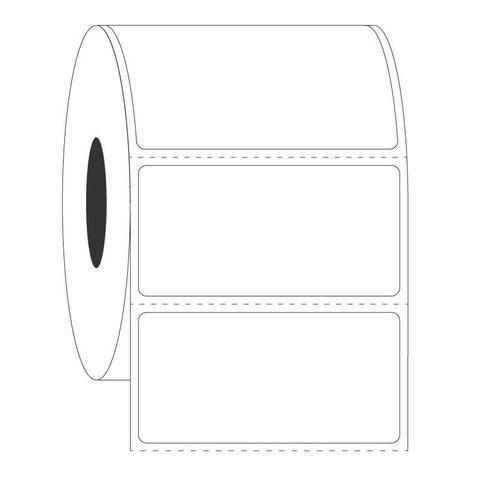 Kryo Barcode Etiketten - 38,1mm x 22,2mm