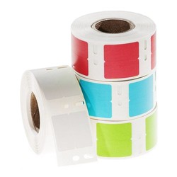 DTermoID ™ - DYMO compatible direct thermal paper labels 13 x 25mm