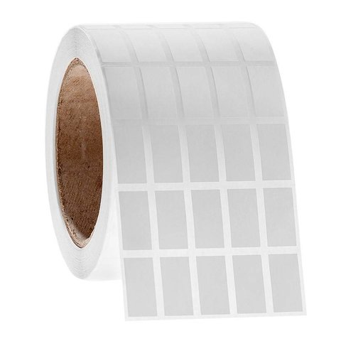 Cryo Barcode Labels - 12.7mm x 25.4mm