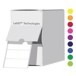 Gekleurde Cryo Etiketten 26 x 10mm In Dispenserdoos