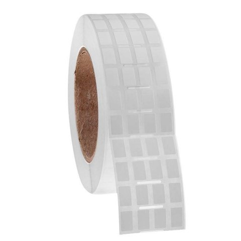 Cryo Barcode Etiketten - 7,9 x 12,7mm