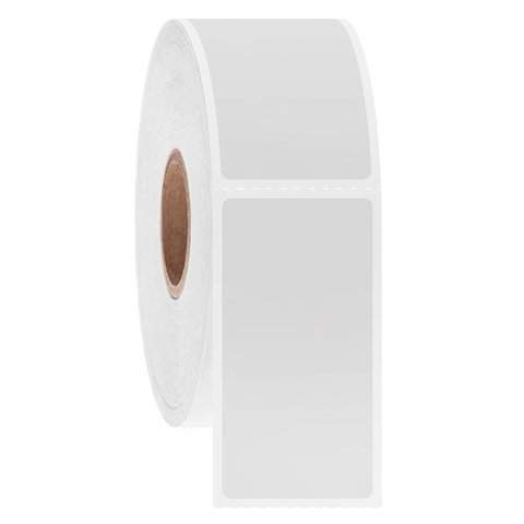 Cryo Removable Labels - 25.4 x 50.8mm / Thermal Transfer