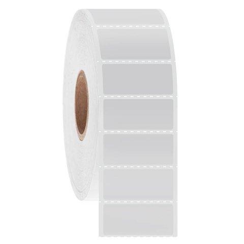 Kryo Barcode Etiketten - 25,4 x 11,1mm