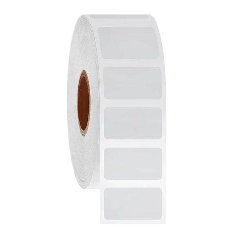 Étiquettes Cryogéniques À Code-Barres - 22,9 x 12,7mm