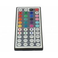 RGB ledstrip Infrarood controller met afstandsbediening 48 knoppen