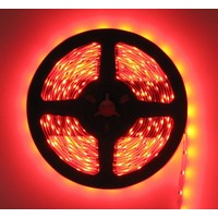 LEDStrip Rood 5 Meter 60 LED per meter 12 Volt