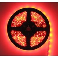 LEDStrip Rood 5 Meter 60 LED per meter 24 Volt