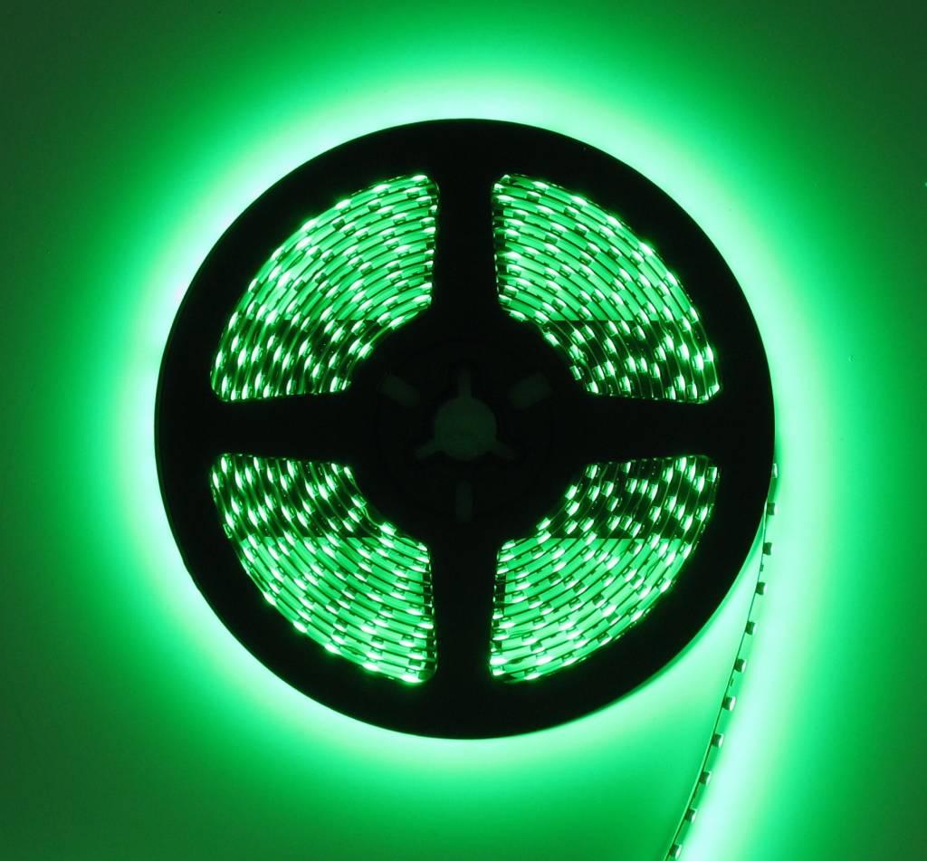 Led Strip Groen 5 Meter 120 Led Per Meter 12v Ledstripxl