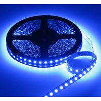 LEDStrip Blauw 2,5 Meter 120 LED per meter 12 Volt