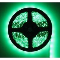 LEDStrip Groen 2,5 Meter 60 LED per meter 12 Volt