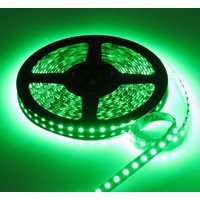 LEDStrip Groen 2,5 Meter 120 LED per meter 12 Volt