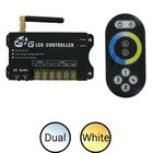 Touch afstandsbediening set voor Dual White strips