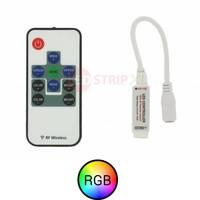 RGB ledstrip Mini RF Controller Set voor RGB LED Strips
