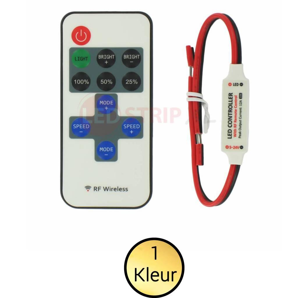 LEDStrip mini RF afstandsbediening set